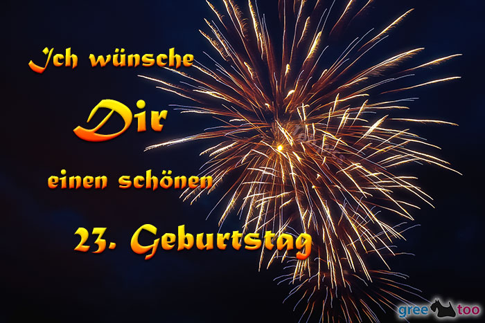 Schoenen 23 Geburtstag Bild - 1gb.pics