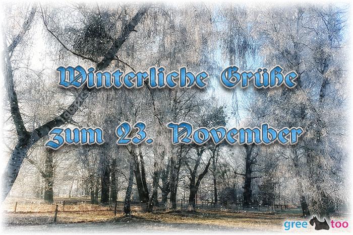 Zum 23 November Bild - 1gb.pics