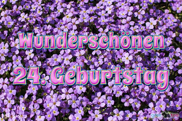 Wunderschoenen 24 Geburtstag Bild - 1gb.pics