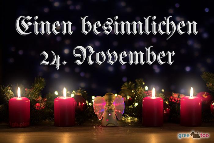 Besinnlichen 24 November Bild - 1gb.pics