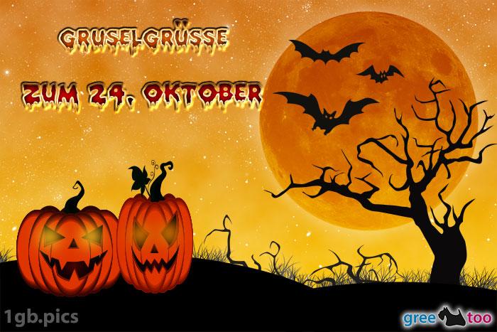 Halloween Gruselgruesse Zum 24 Oktober Bild - 1gb.pics