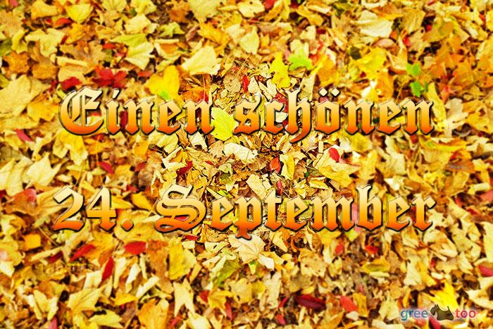 Einen Schoenen 24 September Bild - 1gb.pics