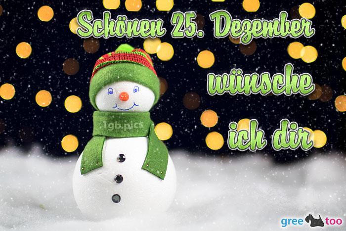 Schoenen 25 Dezember Bild - 1gb.pics