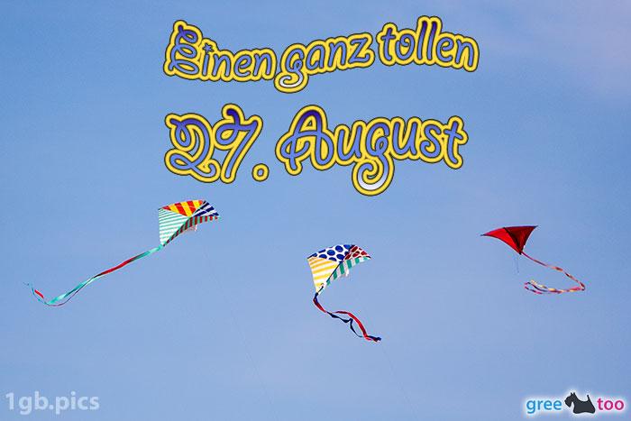 Drachen Einen Ganz Tollen 27 August Bild - 1gb.pics