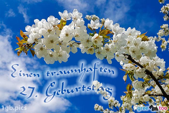 Kirschblueten Einen Traumhaften 27 Geburtstag Bild - 1gb.pics