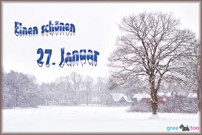 Einen Schoenen 27 Januar Bild - 1gb.pics