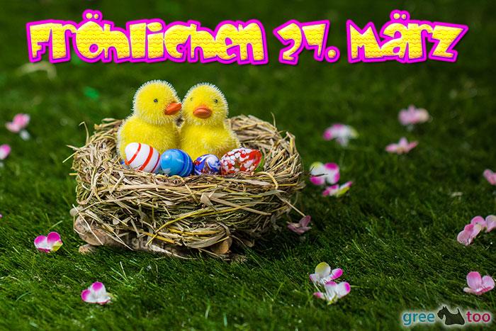 Froehlichen 27 Maerz Bild - 1gb.pics