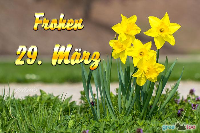 Frohen 29 Maerz Bild - 1gb.pics