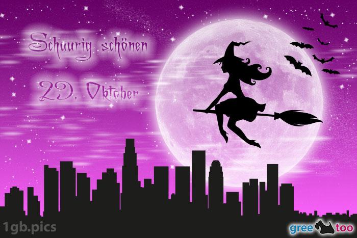 Hexe Schaurig Schoenen 29 Oktober Bild - 1gb.pics