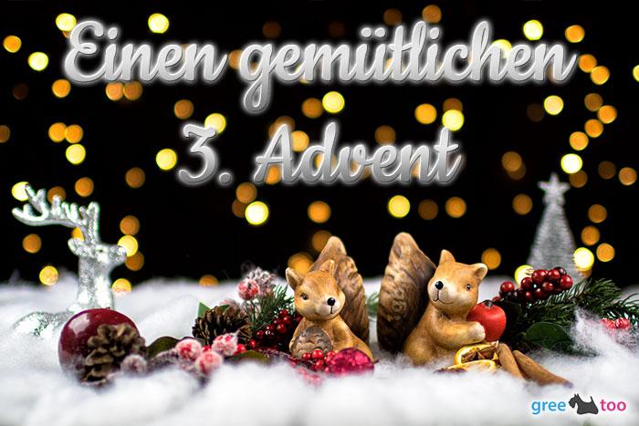 Gemuetlichen 3 Advent Bild - 1gb.pics