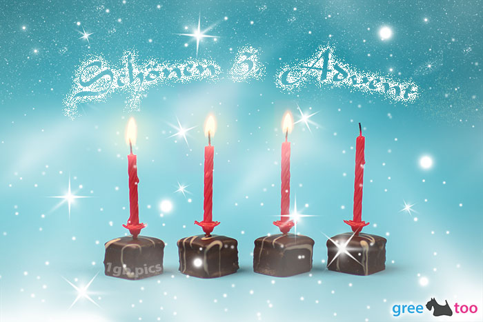 Schoenen 3 Advent Bild - 1gb.pics