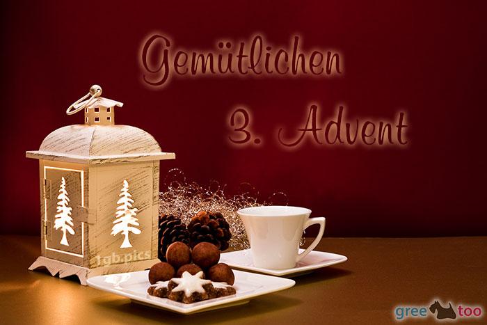 Weihnachtskaffee Gemuetlichen 3 Advent Bild - 1gb.pics