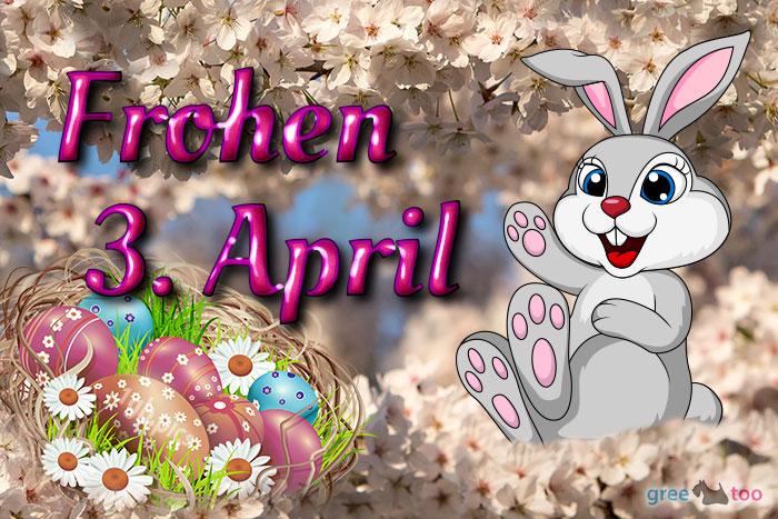 Frohen 3 April Bild - 1gb.pics