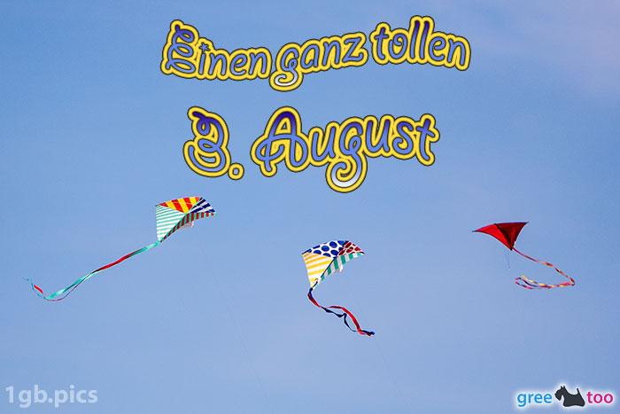 Drachen Einen Ganz Tollen 3 August Bild - 1gb.pics