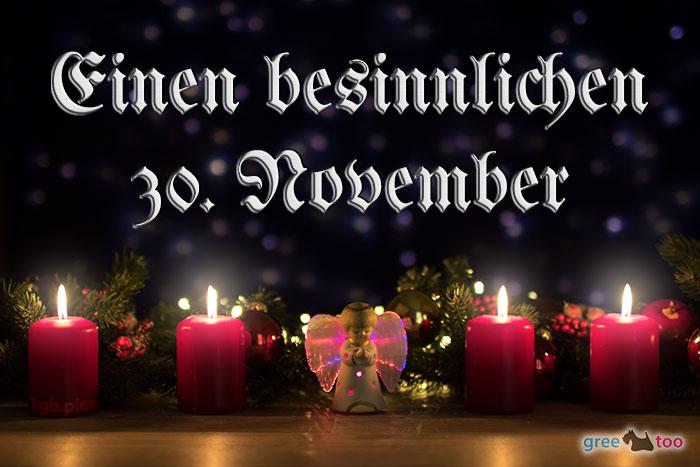 Besinnlichen 30 November Bild - 1gb.pics