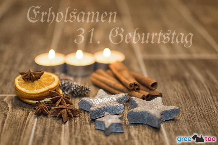 31 Geburtstag Bilder Gastebuchbilder Gb Pics 1gb Pics