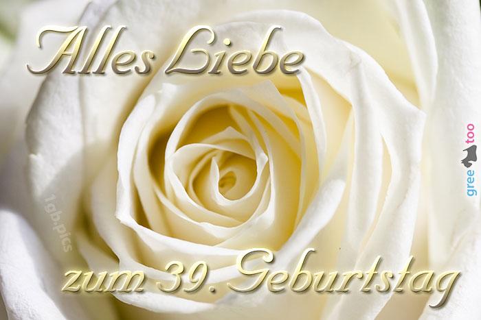 Zum 39 Geburtstag Bild - 1gb.pics