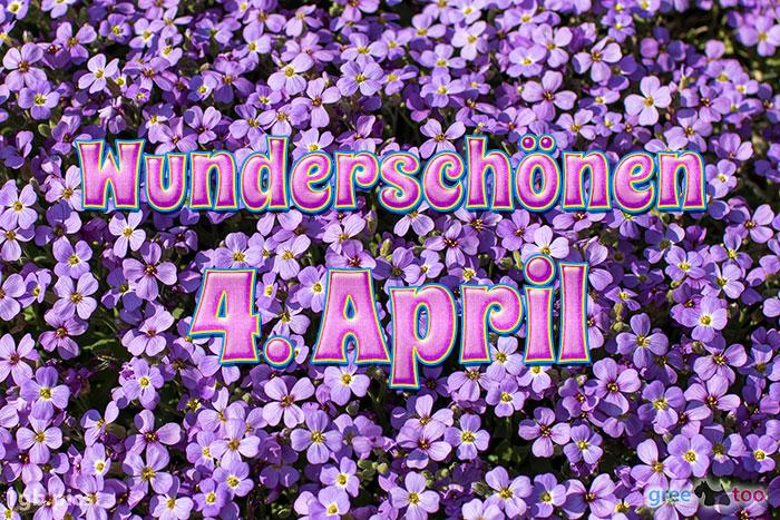 Wunderschoenen 4 April Bild - 1gb.pics