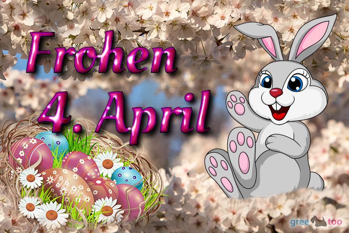 Frohen 4 April Bild - 1gb.pics