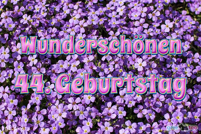 Wunderschoenen 44 Geburtstag Bild - 1gb.pics