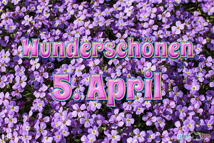 Wunderschoenen 5 April Bild - 1gb.pics