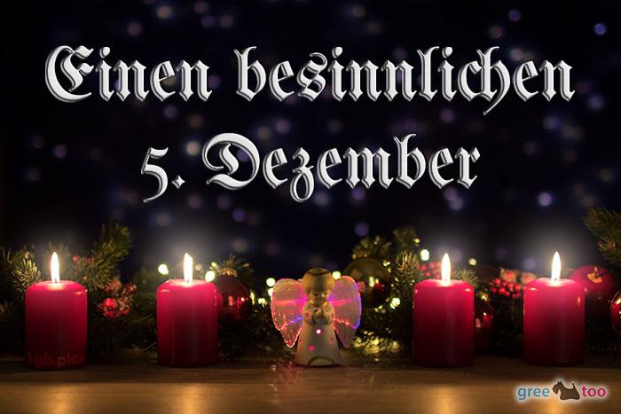 Besinnlichen 5 Dezember Bild - 1gb.pics
