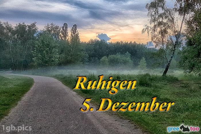 Nebel Ruhigen 5 Dezember Bild - 1gb.pics