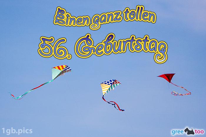 Drachen Einen Ganz Tollen 56 Geburtstag Bild - 1gb.pics