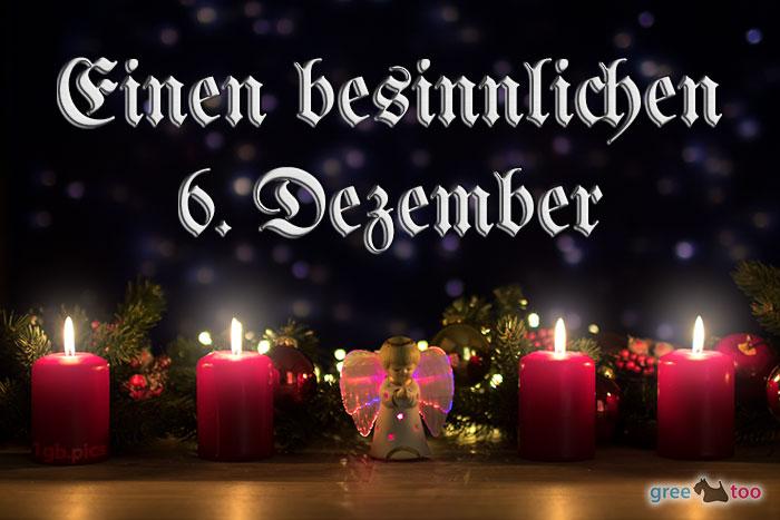 Besinnlichen 6 Dezember Bild - 1gb.pics