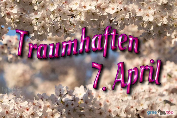 Traumhaften 7 April Bild - 1gb.pics