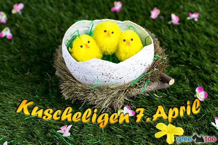 Kuscheligen 7 April Bild - 1gb.pics