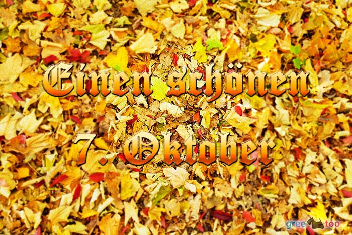 Einen Schoenen 7 Oktober Bild - 1gb.pics