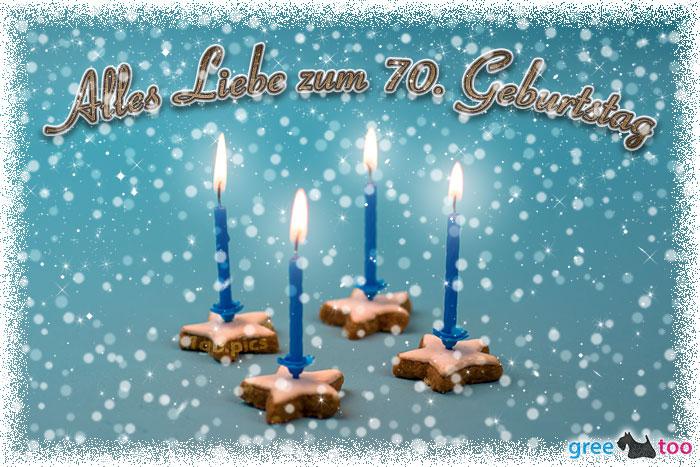 Alles Liebe Zum 70 Geburtstag Bild - 1gb.pics