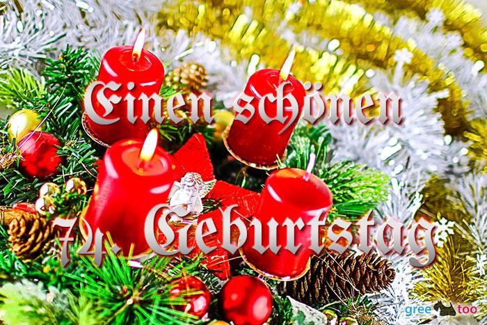 Schoenen 74 Geburtstag Bild - 1gb.pics