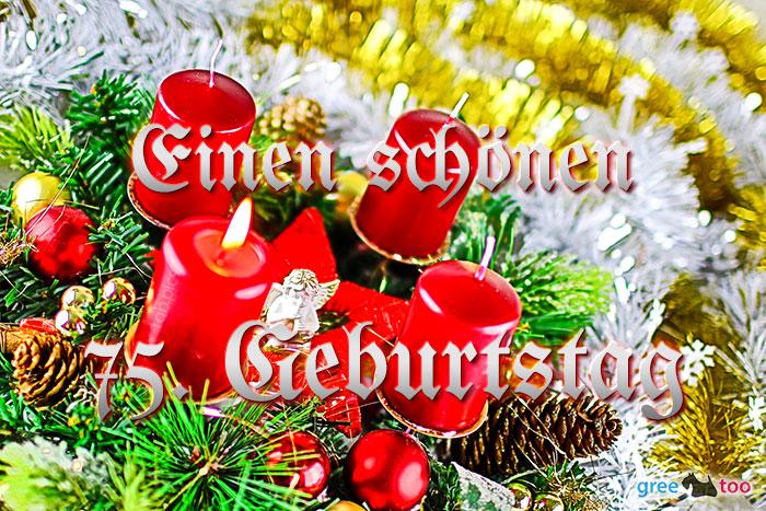 Schoenen 75 Geburtstag Bild - 1gb.pics