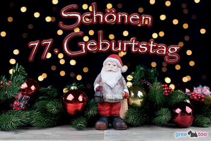 Schoenen 77 Geburtstag Bild - 1gb.pics