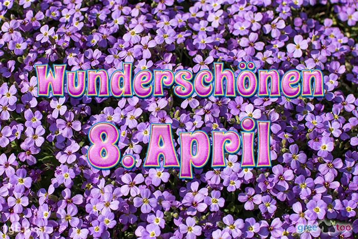 Wunderschoenen 8 April Bild - 1gb.pics