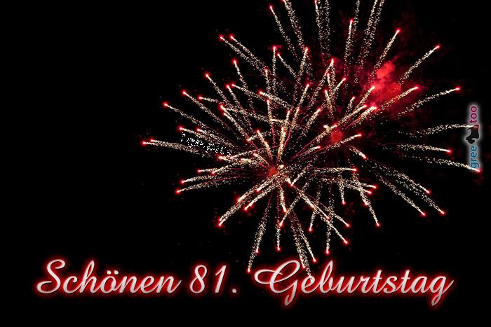 Schoenen 81 Geburtstag Bild - 1gb.pics