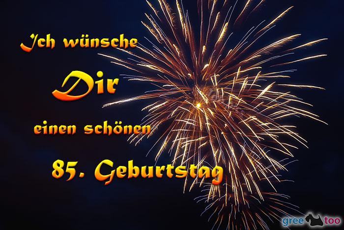 Schoenen 85 Geburtstag Bild - 1gb.pics