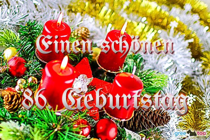 Schoenen 86 Geburtstag Bild - 1gb.pics