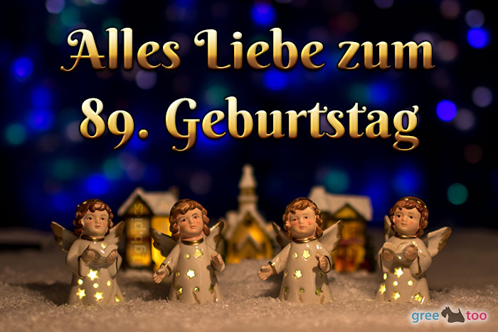 Alles Liebe 89 Geburtstag Bild - 1gb.pics