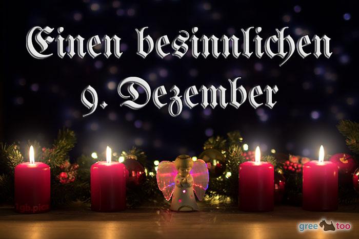 Besinnlichen 9 Dezember Bild - 1gb.pics