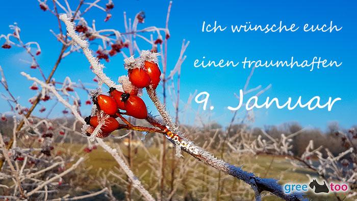 Einen Traumhaften 9 Januar Bild - 1gb.pics