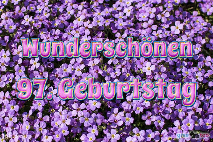 Wunderschoenen 97 Geburtstag Bild - 1gb.pics