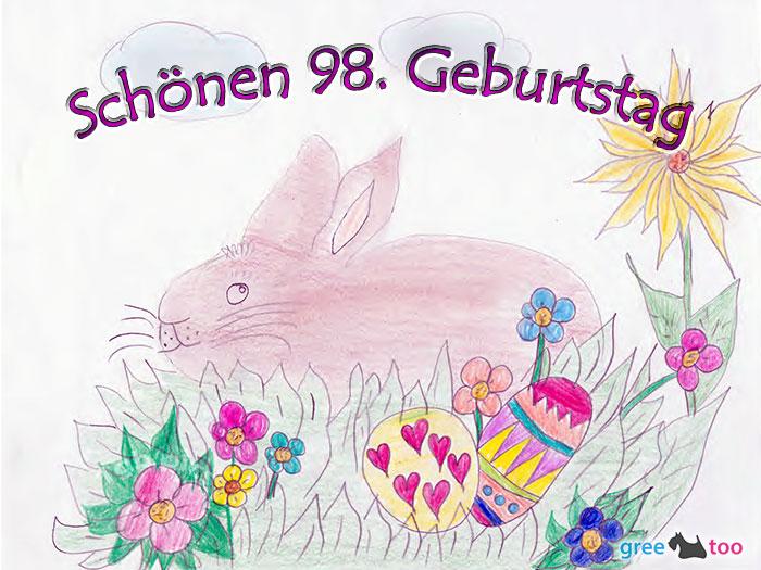 Schoenen 98 Geburtstag Bild - 1gb.pics