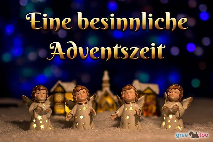 Besinnliche Adventszeit Bild - 1gb.pics