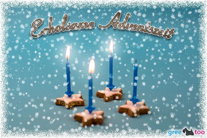 Schöne Adventszeit von 1gbpics.com