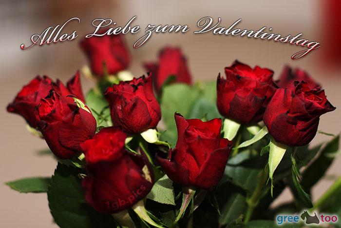 Alles Liebe Zum Valentinstag Bild - 1gb.pics