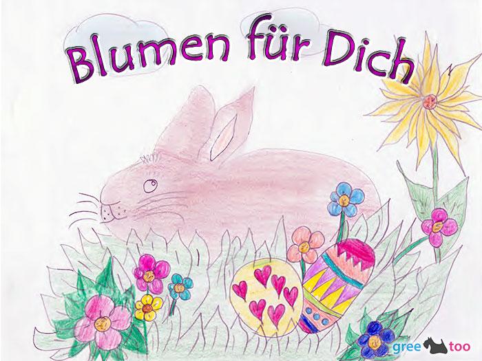 Blumen Fuer Dich Bild - 1gb.pics