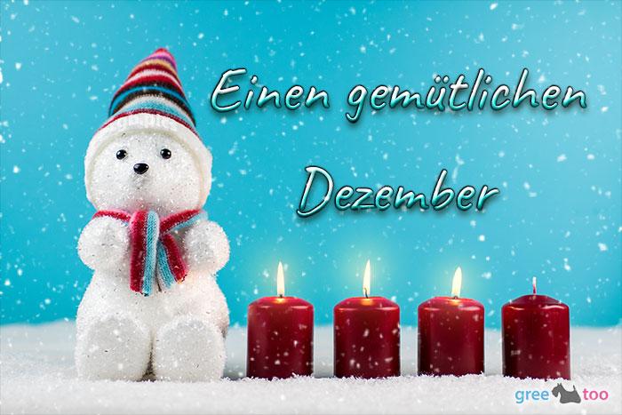 Gemuetlichen Dezember Bild - 1gb.pics